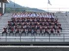 South Pittsburg Pirates Boys Varsity Football Fall 18-19 team photo.