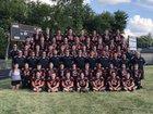 McHenry Warriors Boys Varsity Football Fall 18-19 team photo.