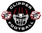 Sturgeon Bay Clippers Boys Varsity Football Fall 18-19 team photo.