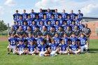 Cocalico Eagles Boys Varsity Football Fall 18-19 team photo.