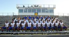 Natchez Bulldogs Boys Varsity Football Fall 18-19 team photo.