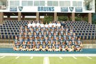 Pulaski Academy Bruins Boys Varsity Football Fall 18-19 team photo.