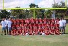 Florida Christian Patriots Boys Varsity Football Fall 18-19 team photo.