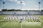 Florence Falcons Boys Varsity Football Fall 18-19 team photo.