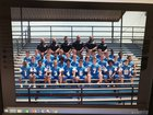 Gosnell Pirates Boys Varsity Football Fall 18-19 team photo.