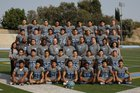 Walnut Mustangs Boys Varsity Football Fall 18-19 team photo.