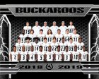 Smackover Buckaroos Boys Varsity Football Fall 18-19 team photo.