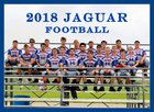 Hartford Jaguars Boys Varsity Football Fall 18-19 team photo.