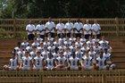Baconton Charter  Boys Varsity Football Fall 18-19 team photo.