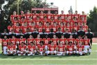 Jesuit Marauders Boys Varsity Football Fall 18-19 team photo.