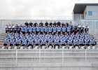 East Thunderbirds Boys Varsity Football Fall 18-19 team photo.