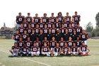 San Mateo Bearcats Boys Varsity Football Fall 18-19 team photo.