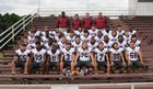 Foreman Gators Boys Varsity Football Fall 18-19 team photo.