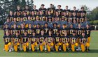 Inglemoor Vikings Boys Varsity Football Fall 18-19 team photo.