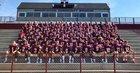 Brookwood Broncos Boys Varsity Football Fall 18-19 team photo.