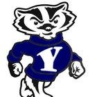 Yosemite Badgers Boys Varsity Football Fall 18-19 team photo.
