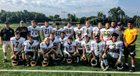 Alexander Trojans Boys Varsity Football Fall 18-19 team photo.