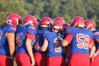 Jackson County Generals Boys Varsity Football Fall 18-19 team photo.