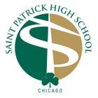 St. Patrick Shamrocks Boys Varsity Football Fall 18-19 team photo.