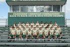 Friendship Christian Commanders Boys Varsity Football Fall 18-19 team photo.