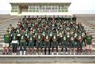 Captain Shreve Gators Boys Varsity Football Fall 18-19 team photo.