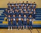 Kellis Cougars Boys Varsity Football Fall 18-19 team photo.