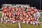 West Texas Comanches Boys Varsity Football Fall 18-19 team photo.