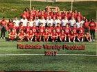 Redondo Union Sea Hawks Boys Varsity Football Fall 18-19 team photo.