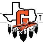Gonzales Apaches Boys Varsity Football Fall 18-19 team photo.