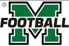 Monrovia Wildcats Boys Varsity Football Fall 18-19 team photo.