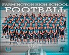 Farmington Phoenix Boys Varsity Football Fall 18-19 team photo.