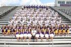 Purvis Tornadoes Boys Varsity Football Fall 18-19 team photo.