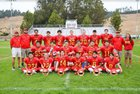 Coast Union Broncos Boys Varsity Football Fall 18-19 team photo.
