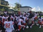 Piper Bengals Boys Varsity Football Fall 18-19 team photo.