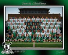 Osceola Chieftains Boys Varsity Football Fall 18-19 team photo.