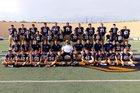 Santa Fe Demons Boys Varsity Football Fall 18-19 team photo.