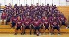 Heights Bulldogs Boys Varsity Football Fall 18-19 team photo.