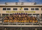 Wynne Yellowjackets Boys Varsity Football Fall 18-19 team photo.