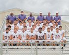 Bell Bulldogs Boys Varsity Football Fall 18-19 team photo.