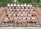 Chagrin Falls Tigers Boys Varsity Football Fall 18-19 team photo.