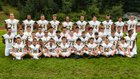 Northern Cambria Colts Boys Varsity Football Fall 18-19 team photo.