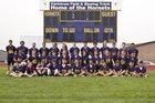 Pine Bluffs Hornets Boys Varsity Football Fall 18-19 team photo.