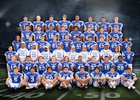 Temescal Canyon Titans Boys Varsity Football Fall 18-19 team photo.