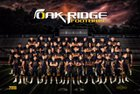 Oak Ridge Trojans Boys Varsity Football Fall 18-19 team photo.