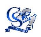 Canyon Springs Pioneers Boys Varsity Football Fall 18-19 team photo.