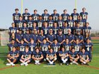 West Ranch Wildcats Boys Varsity Football Fall 18-19 team photo.