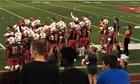 Avonworth Antelopes Boys Varsity Football Fall 18-19 team photo.