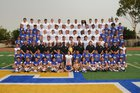 Fountain Valley Barons Boys Varsity Football Fall 18-19 team photo.