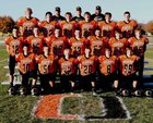 Odessa Tigers Boys Varsity Football Fall 18-19 team photo.