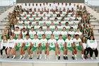 Provo Bulldogs Boys Varsity Football Fall 18-19 team photo.